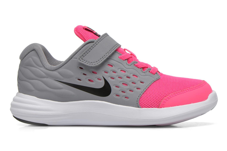 Baskets Nike Nike Lunarstelos (Psv) Rose vue derrière