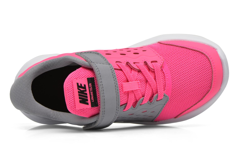 Baskets Nike Nike Lunarstelos (Psv) Rose vue gauche