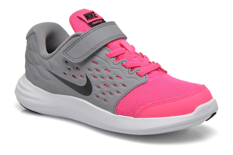 Baskets Nike Nike Lunarstelos (Psv) Rose vue détail/paire