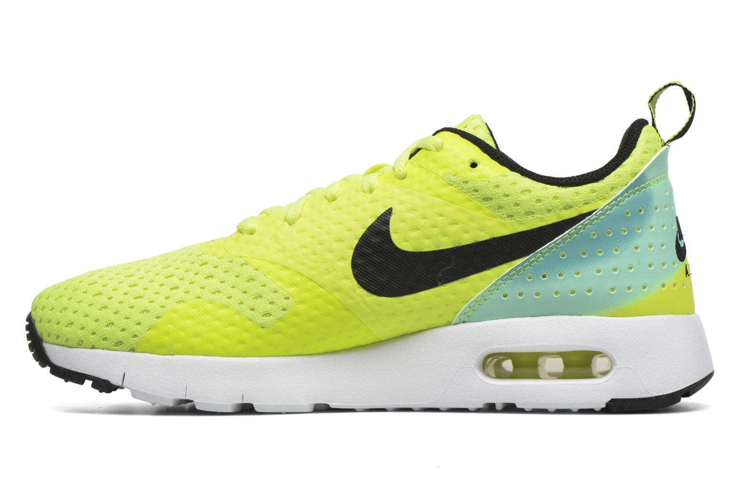 Baskets Nike Nike Air Max Tavas Fb (Gs) Jaune vue face