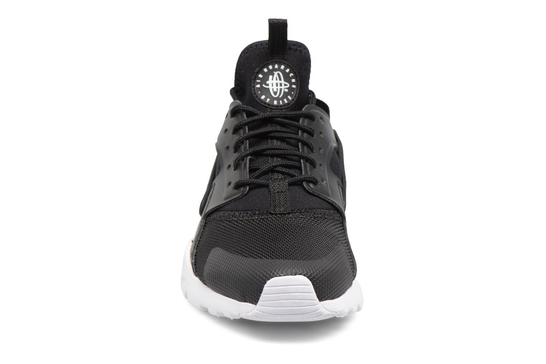 Nike Air Huarache Run Ultra Gs Black/white