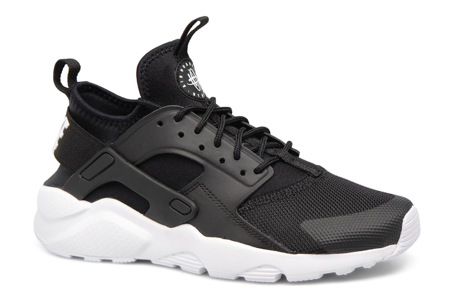 Nike Air Huarache Run Ultra Gs Black/white