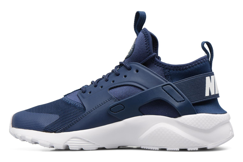 Sneakers Nike Nike Air Huarache Run Ultra Gs Blå bild från framsidan