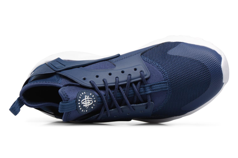 Sneakers Nike Nike Air Huarache Run Ultra Gs Blå bild från vänster sidan
