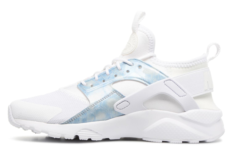 Sneakers Nike Nike Air Huarache Run Ultra Gs Vit bild från framsidan
