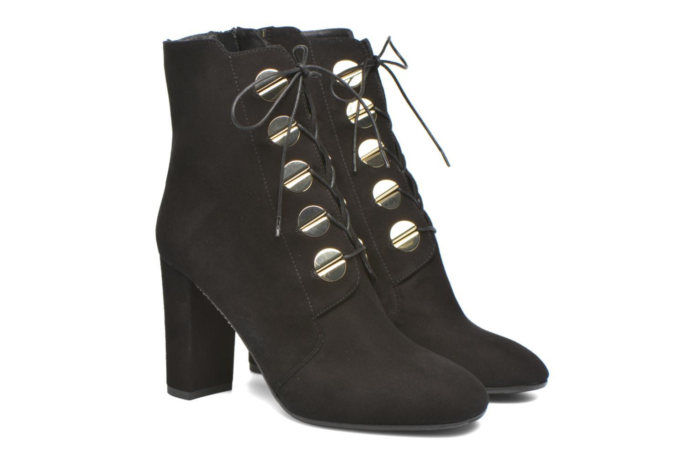 Bottines et boots L.K. Bennett YOLANDA Noir vue 3/4