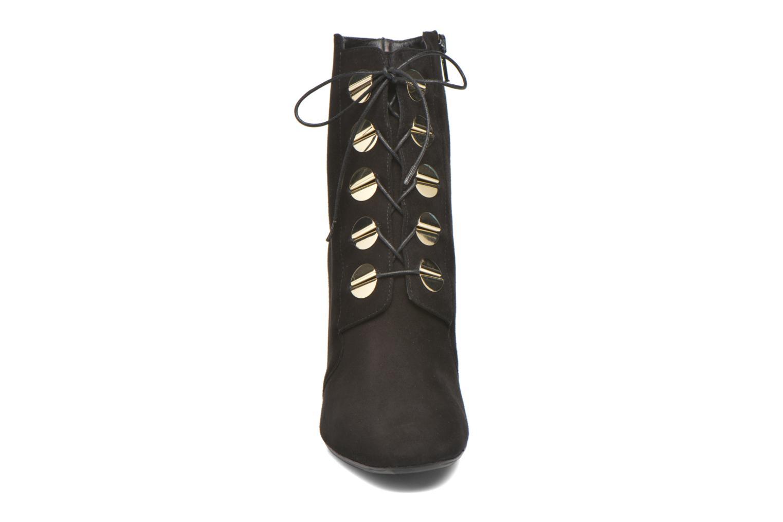 Bottines et boots L.K. Bennett YOLANDA Noir vue portées chaussures