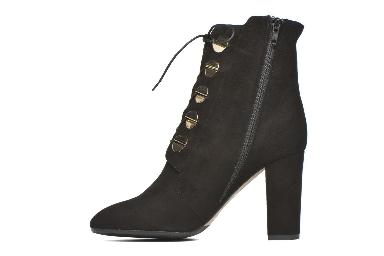 Bottines et boots L.K. Bennett YOLANDA Noir vue face
