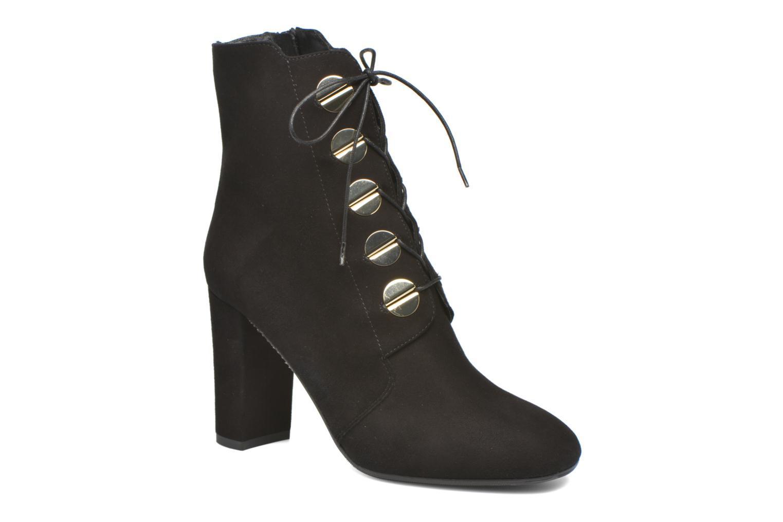 Bottines et boots L.K. Bennett YOLANDA Noir vue détail/paire