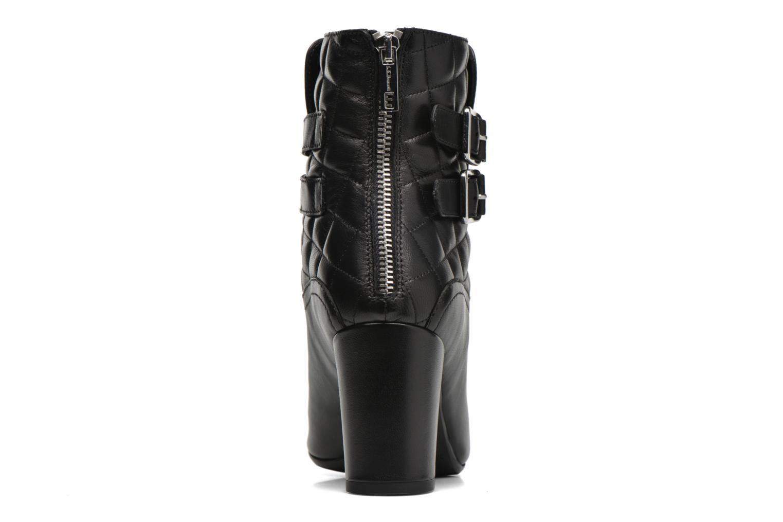 Bottines et boots L.K. Bennett CHARLIZE Noir vue droite