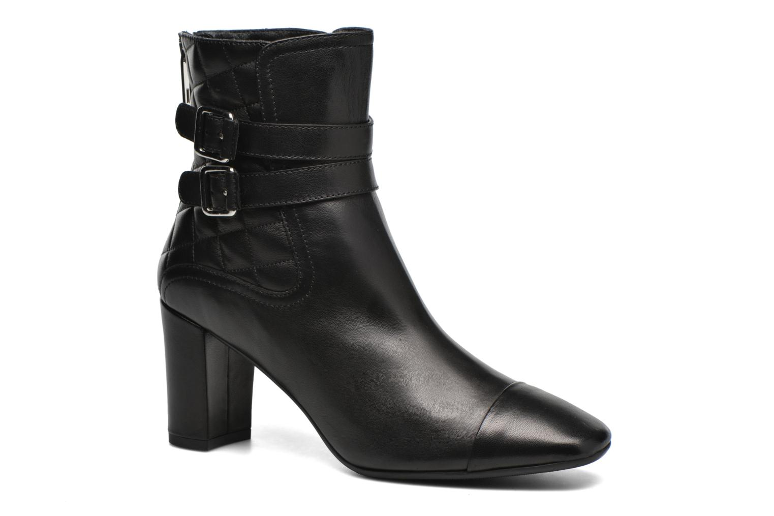 CHARLIZE CALF LEATHER - BLACK