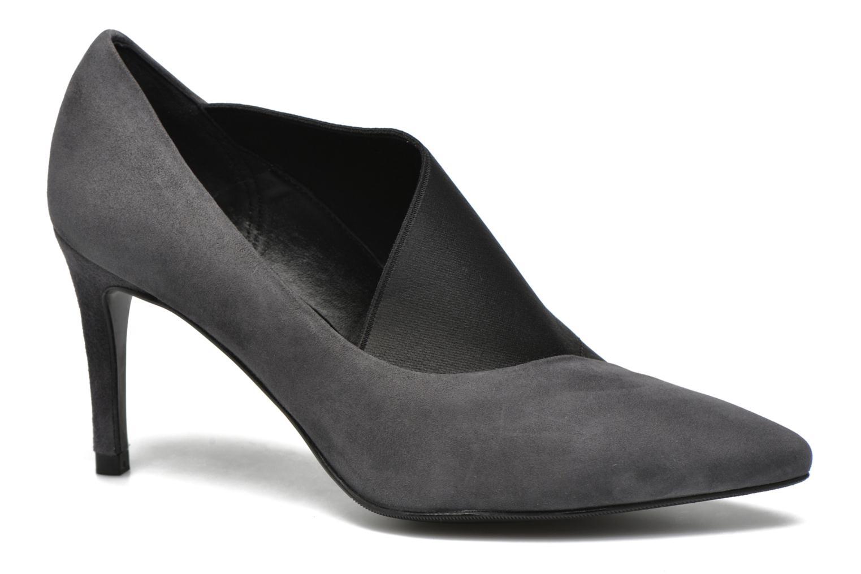 Høje hæle L.K. Bennett KENDALL Grå detaljeret billede af skoene