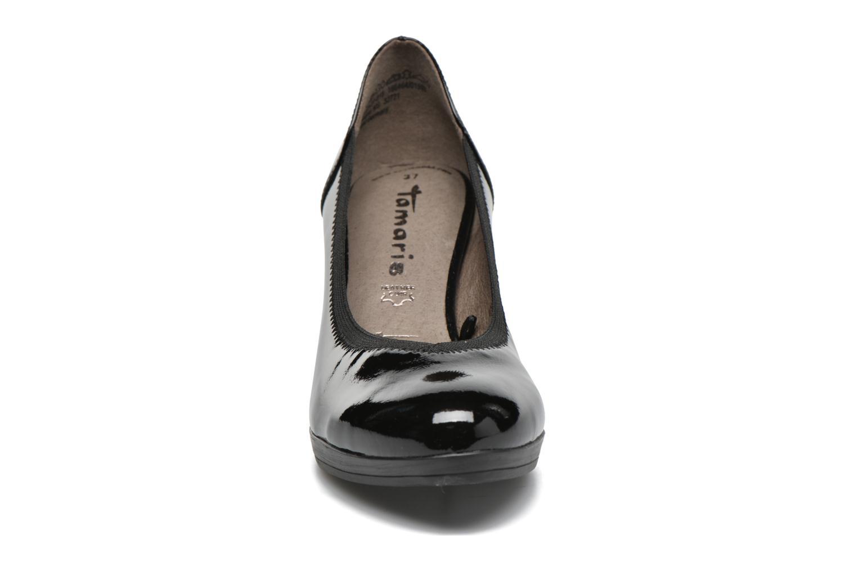 Escarpins Tamaris Allamanda Noir vue portées chaussures