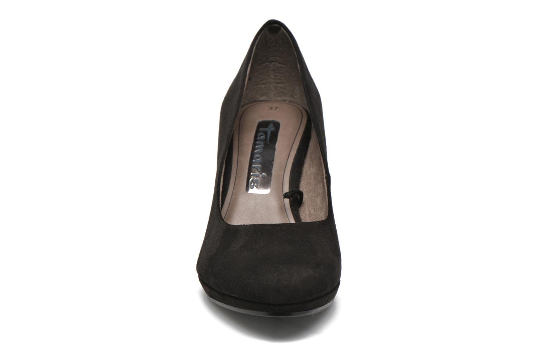 Escarpins Tamaris Cajanus Noir vue portées chaussures
