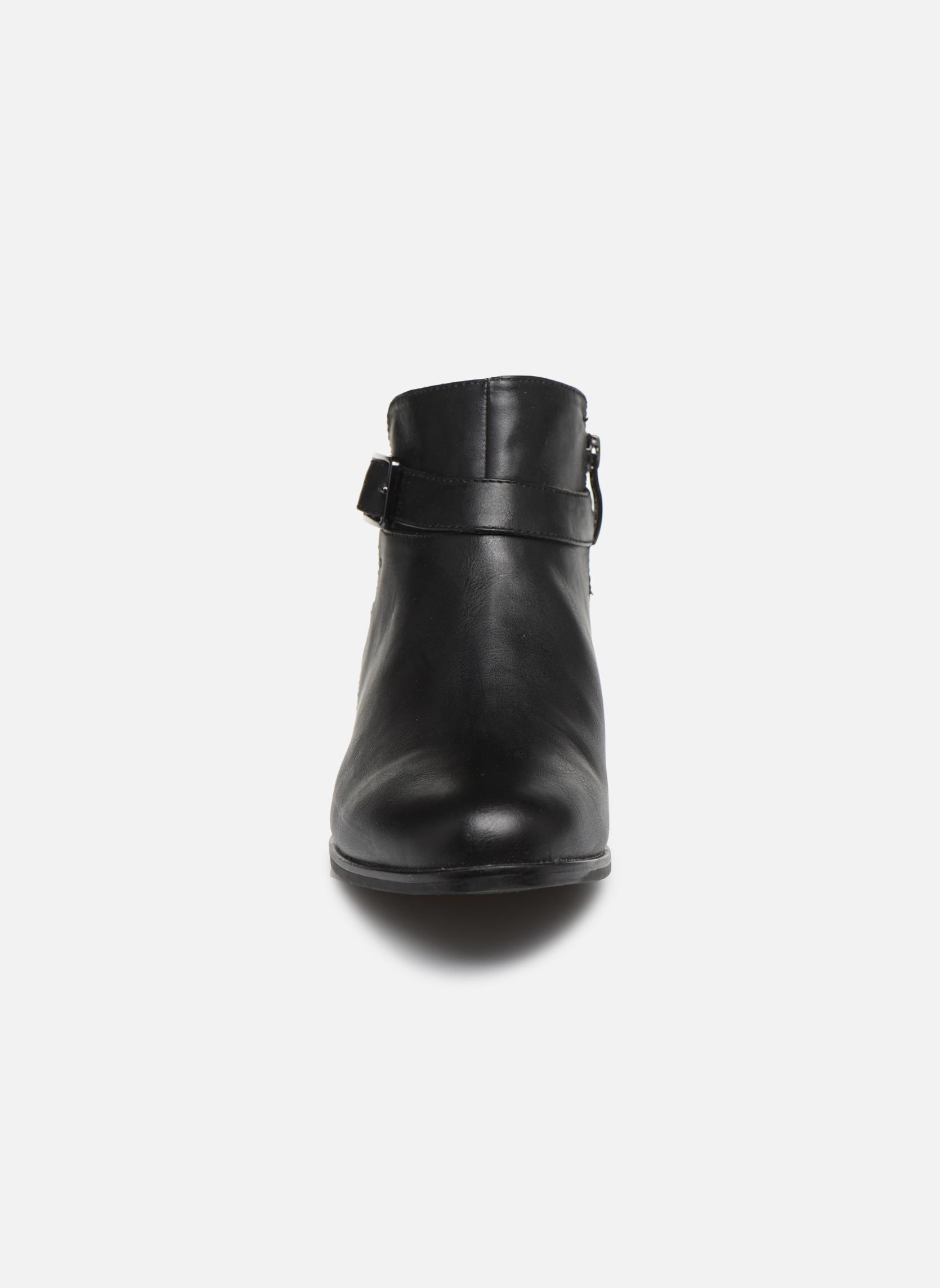 Bottines et boots Tamaris Carica Noir vue portées chaussures