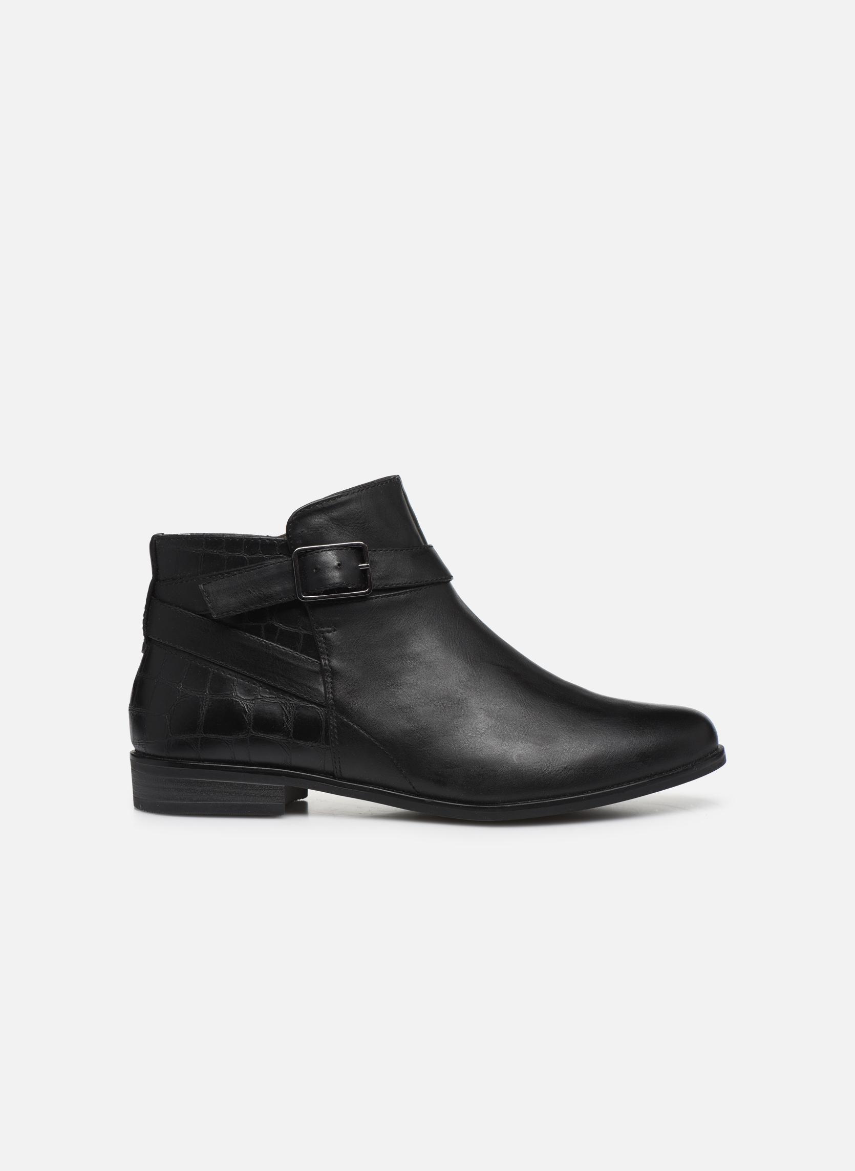 Bottines et boots Tamaris Carica Noir vue derrière