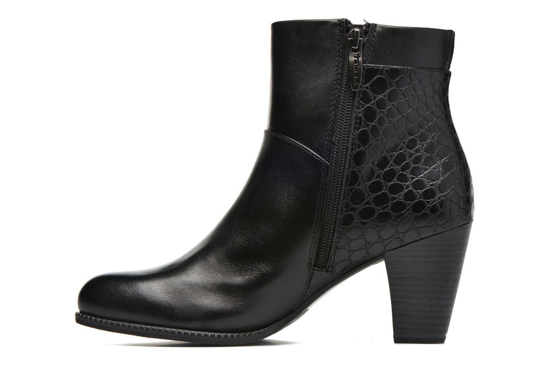 Bottines et boots Tamaris Dianella Noir vue face