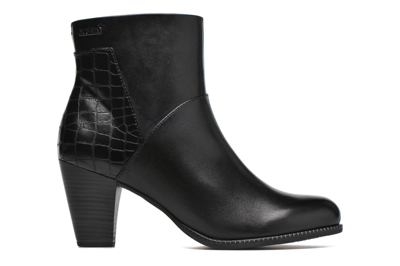 Bottines et boots Tamaris Dianella Noir vue derrière