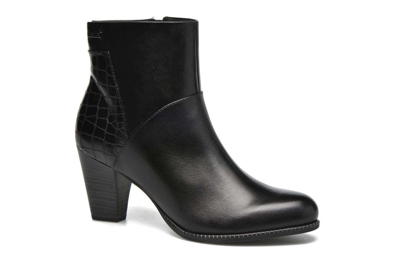 Bottines et boots Tamaris Dianella Noir vue détail/paire