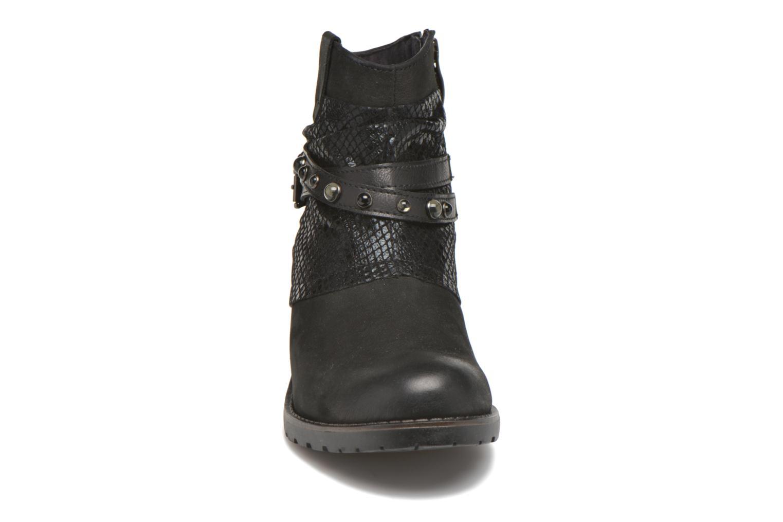 Bottines et boots Tamaris Dietes Noir vue portées chaussures