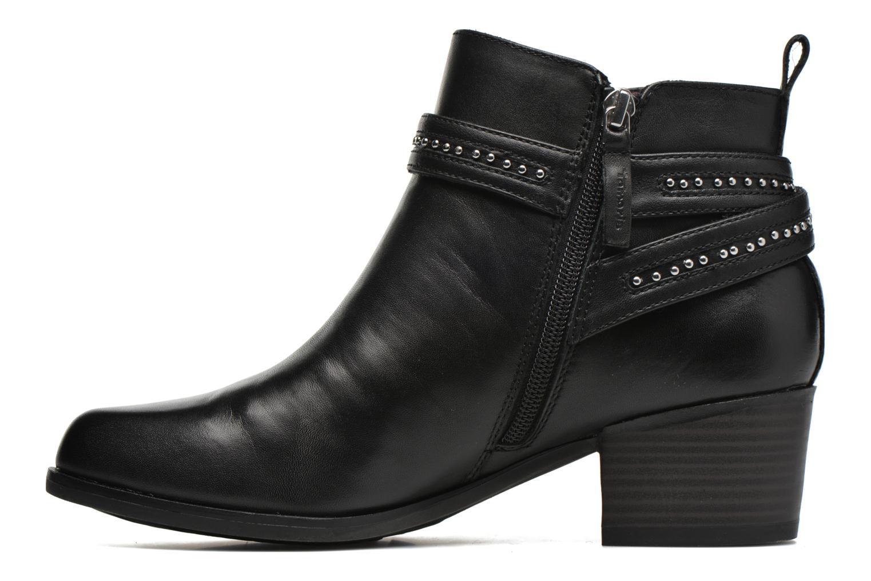 Bottines et boots Tamaris Ferraria Noir vue face