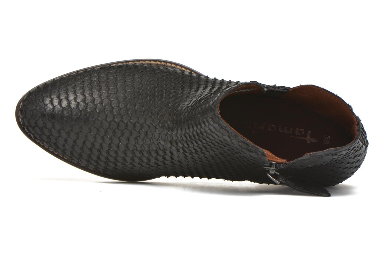 Bottines et boots Tamaris Gasteria Noir vue gauche