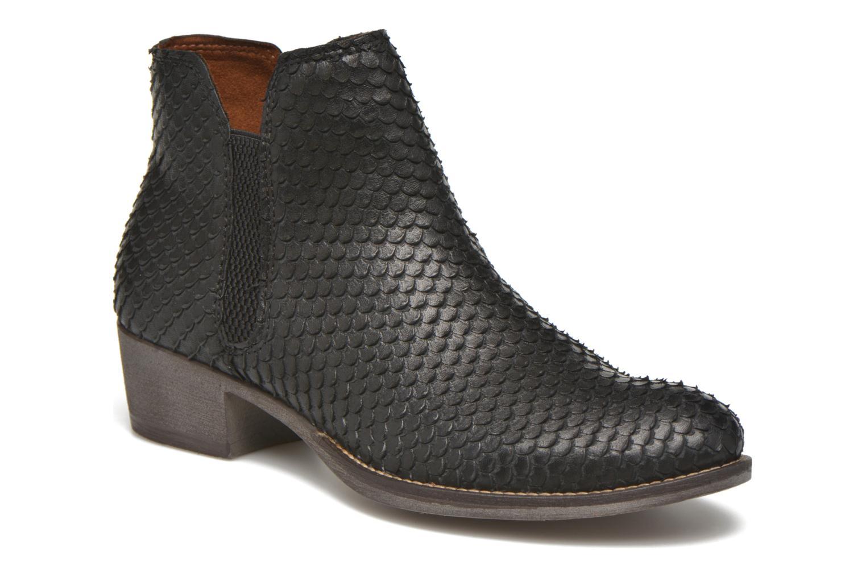 Bottines et boots Tamaris Gasteria Noir vue détail/paire