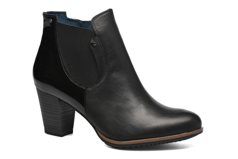 Grandes descuentos últimos zapatos Tamaris Grewia (Negro) - Botines  Descuento
