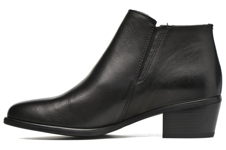Bottines et boots Tamaris Iris Noir vue face