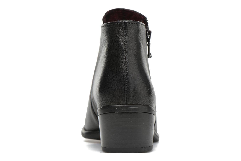 Bottines et boots Tamaris Iris Noir vue droite