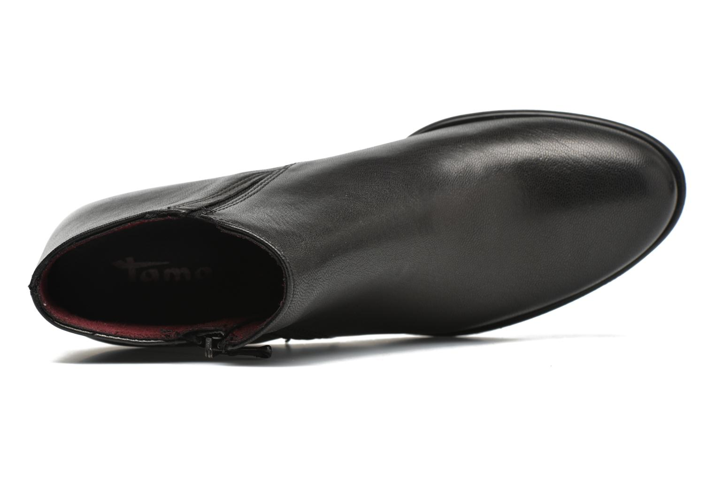 Bottines et boots Tamaris Iris Noir vue gauche