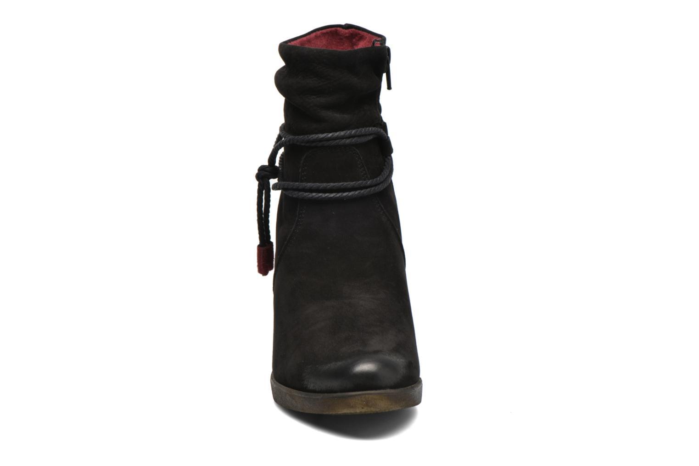 Bottines et boots Tamaris Khadia Noir vue portées chaussures