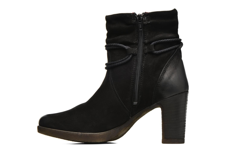 Bottines et boots Tamaris Khadia Noir vue face