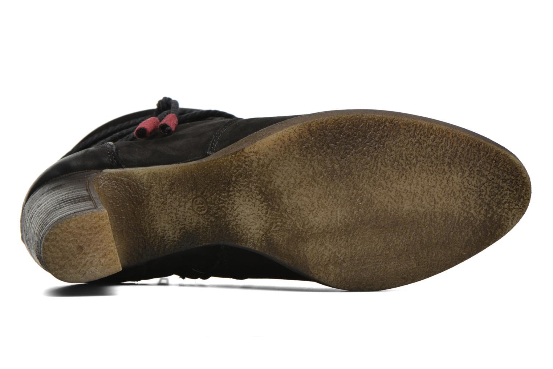 Bottines et boots Tamaris Khadia Noir vue haut