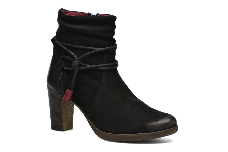 Bottines et boots Tamaris Khadia Noir vue détail/paire