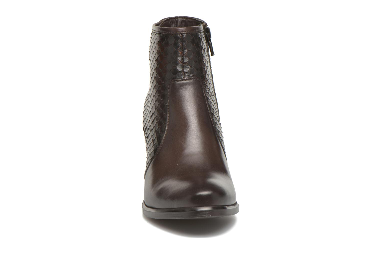 Bottines et boots Tamaris Lycoris Marron vue portées chaussures