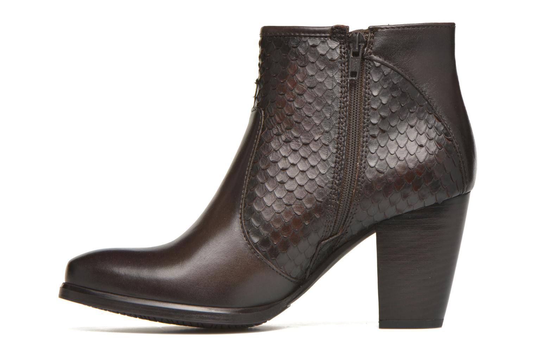 Bottines et boots Tamaris Lycoris Marron vue face