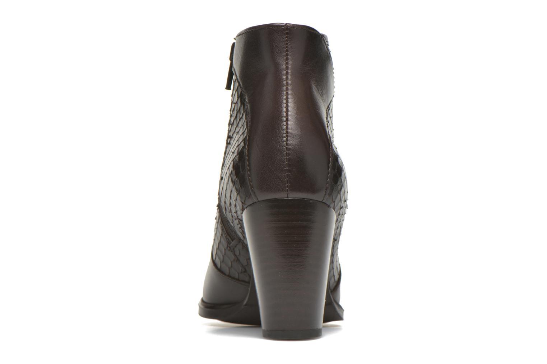 Bottines et boots Tamaris Lycoris Marron vue droite