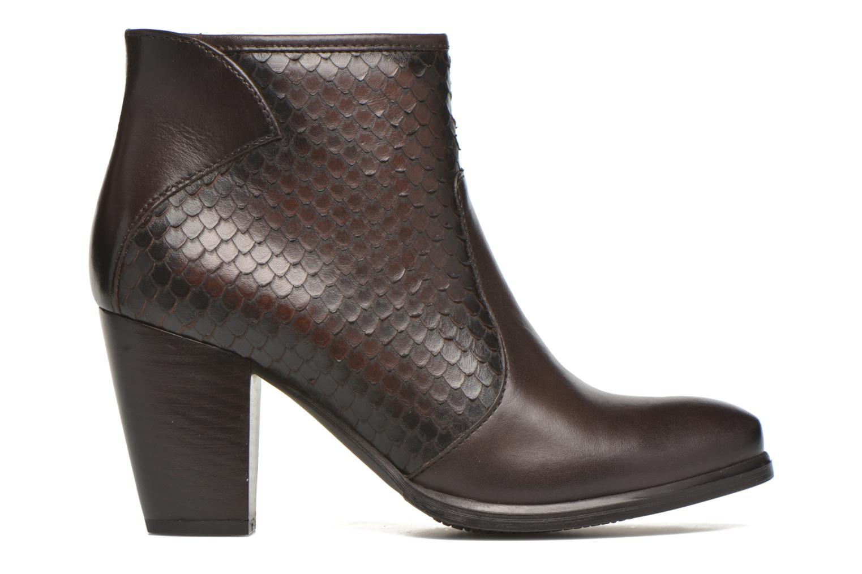 Bottines et boots Tamaris Lycoris Marron vue derrière