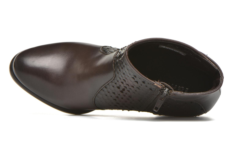 Bottines et boots Tamaris Lycoris Marron vue gauche