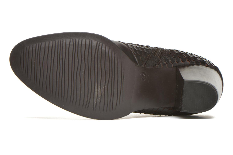 Bottines et boots Tamaris Lycoris Marron vue haut