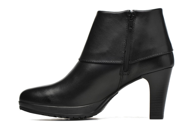 Bottines et boots Tamaris Moraea Noir vue face