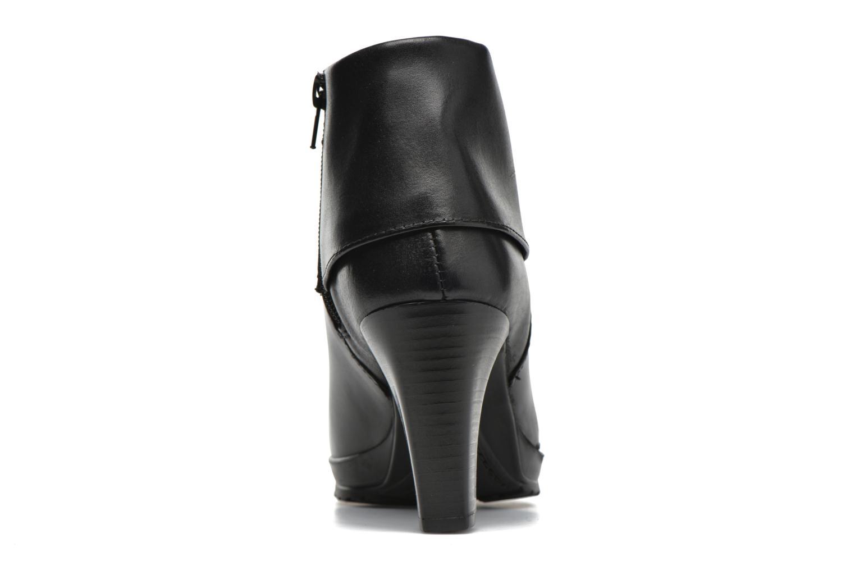 Bottines et boots Tamaris Moraea Noir vue droite