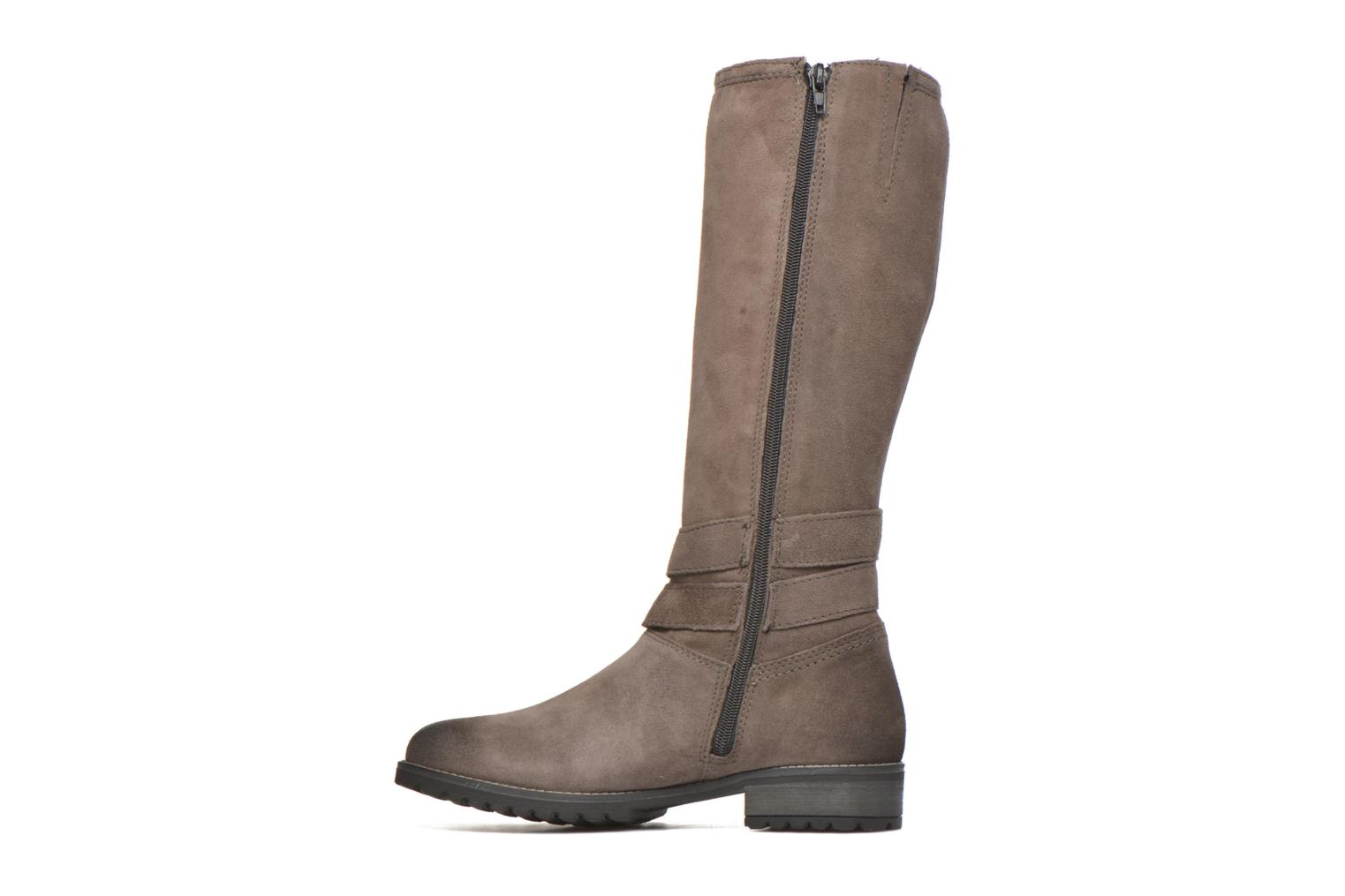 Boots & wellies Tamaris Pavonia Grey front view