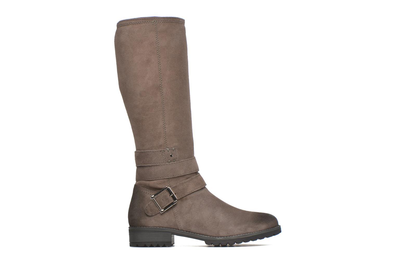 Boots & wellies Tamaris Pavonia Grey back view