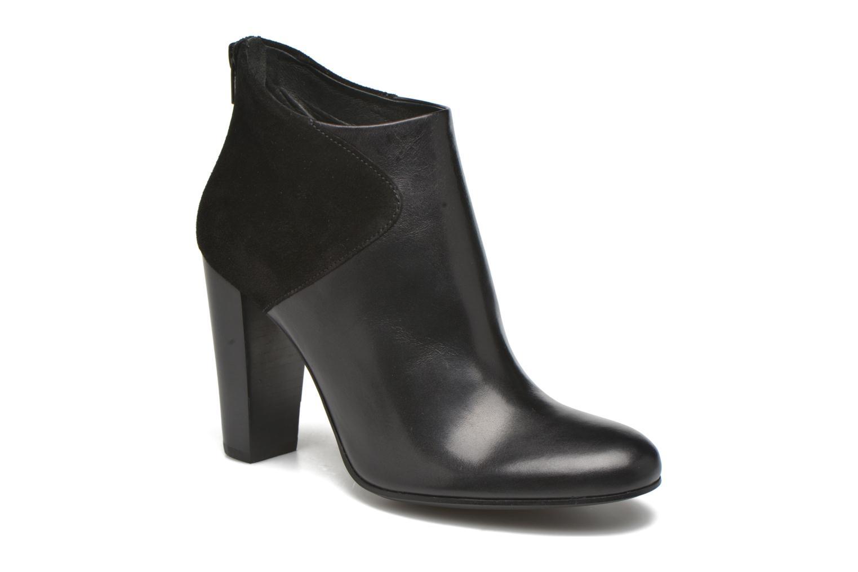 Zapatos promocionales San Marina Ampa (Negro) - Botines    Descuento de la marca