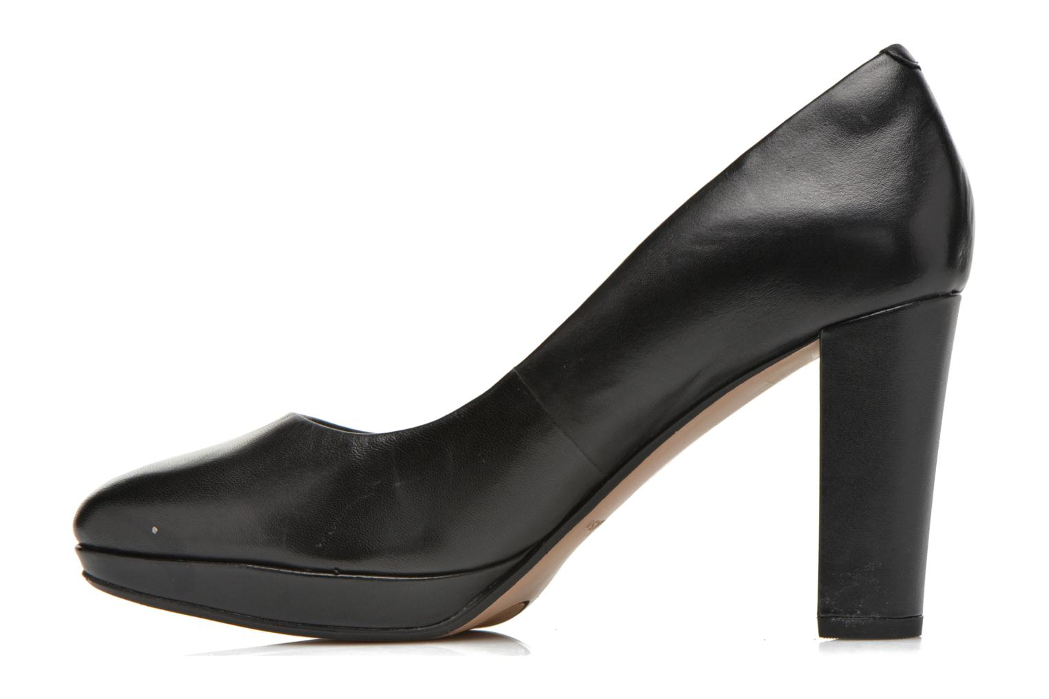 Kendra Sienna Black leather