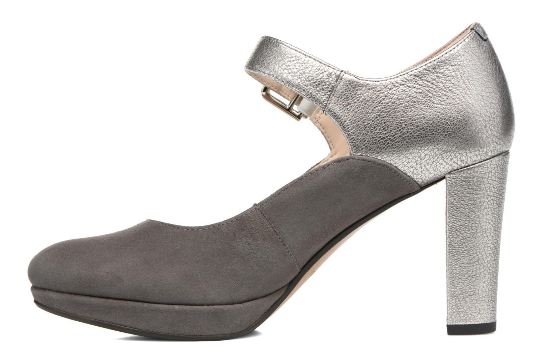 Kendra Gaby Dark Grey Combi