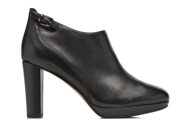 Bottines et boots Clarks Kendra Spice Noir vue derrière