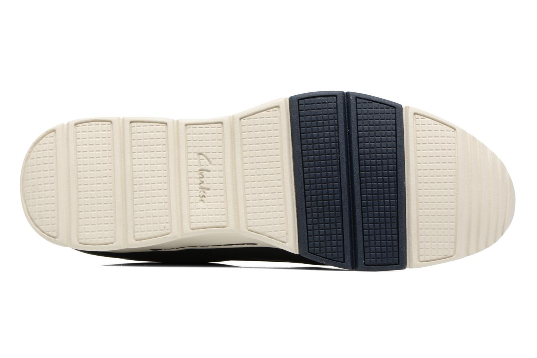 Chaussures à lacets Clarks Tynamo Walk Bleu vue haut